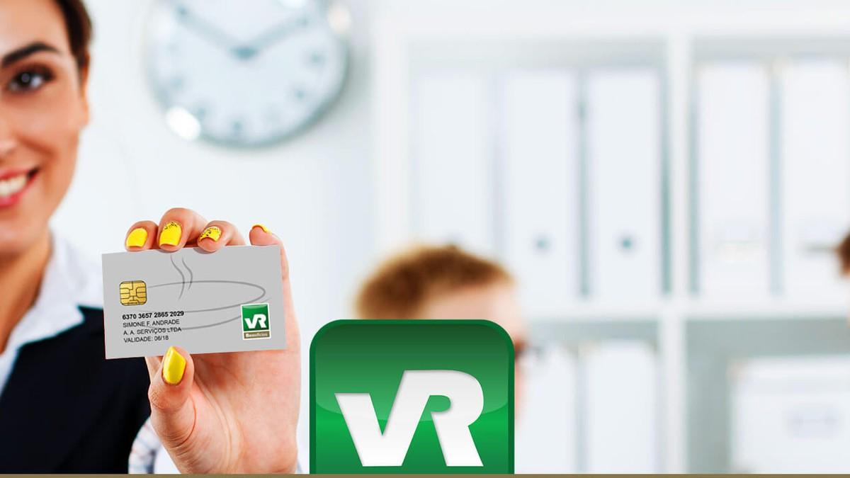 VR Alimentação e VR Refeição