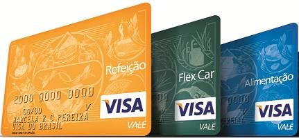 Cartão Visa Vale Refeição